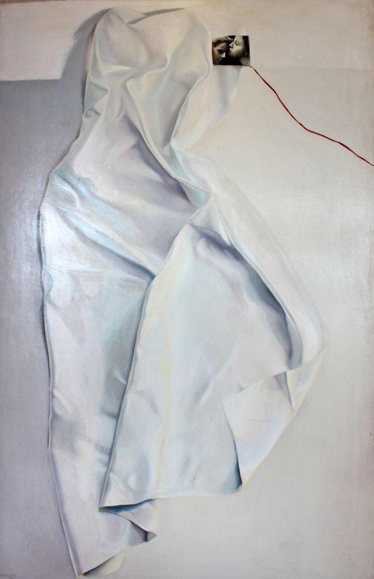 Acrílico sobre tela de Ximena Subecaseaux en #Hsm #Chile #VinadelMar #Chile #Arte #Pintura #Turismo #HSMChile