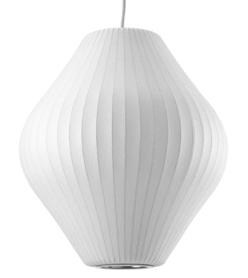 nelson bubble lamp - pear-small for entry
