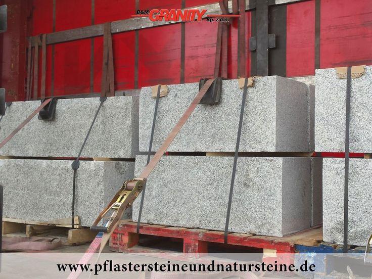 Graue Granit-Mauersteine, Granit-Quader, Naturstein aus Polen... Polengranit...  http://www.pflastersteineundnatursteine.de/fotogalerie/mauersteine/