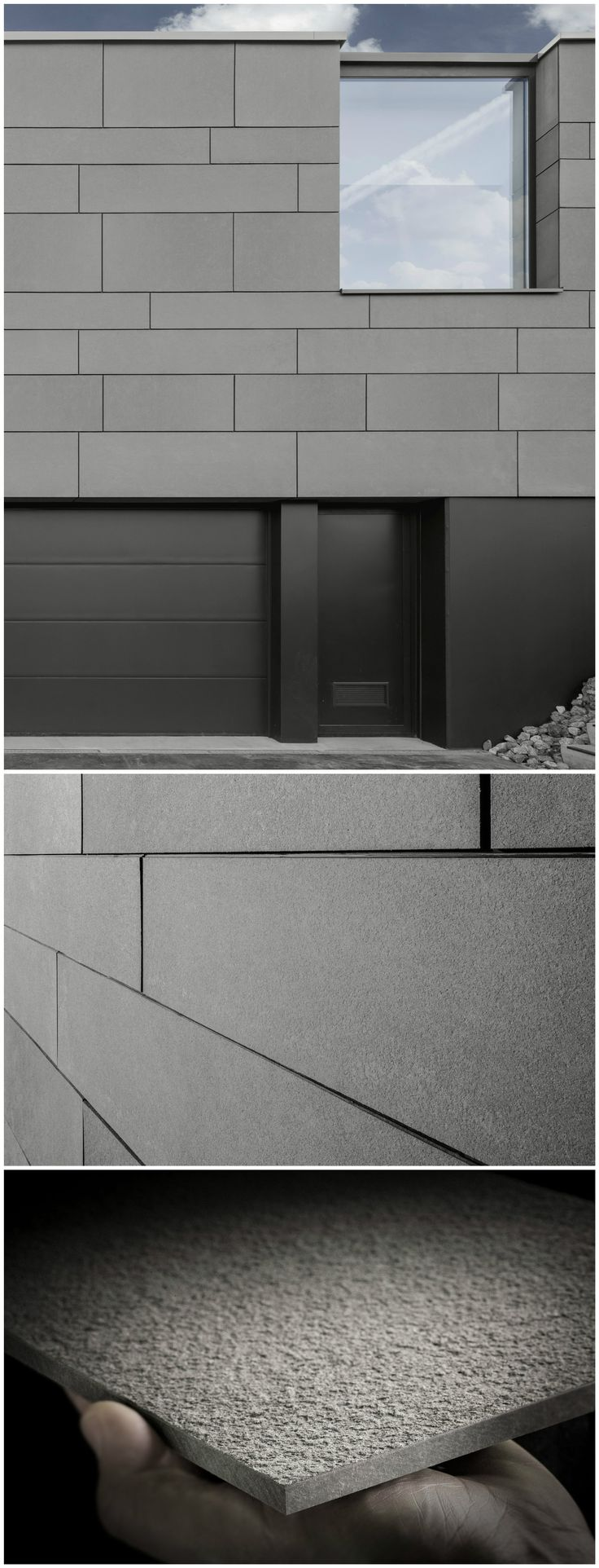 Exterior Cladding Systems: 13 Best EQUITONE [materia] Images On Pinterest