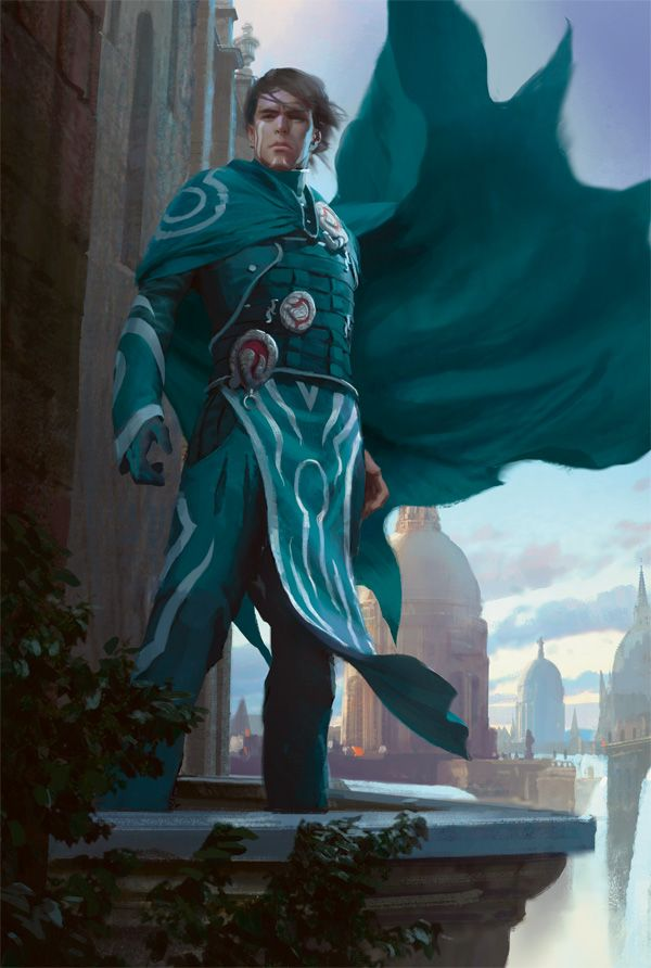 Jace, Architect of Thought by Jamie Jones - fantasy art