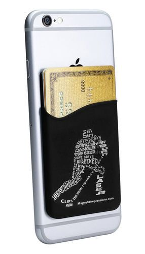 Ice Hockey Player Cell Phone Wallet