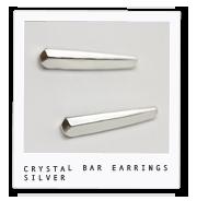 Crystal Bar – Silver