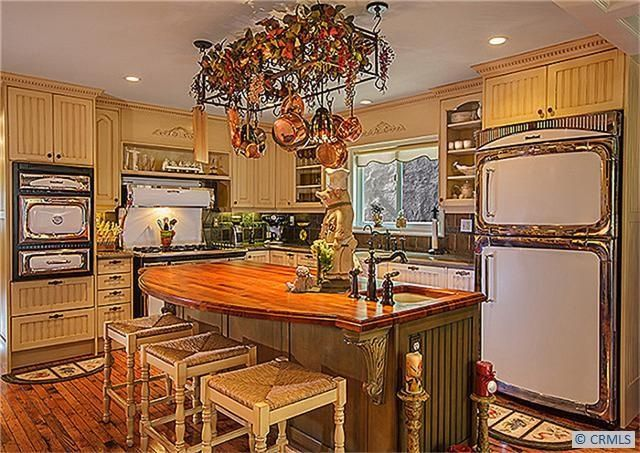 Modern Country Style Anne Turner S Cottage Living Kitchen: 17 Best Images About Victorian Style Kitchens On Pinterest