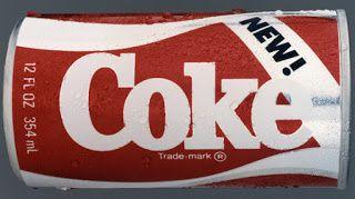 Marketing Tips: New Coke. Πώς η Coca-Cola υπέπεσε στη μεγαλύτερη γ...