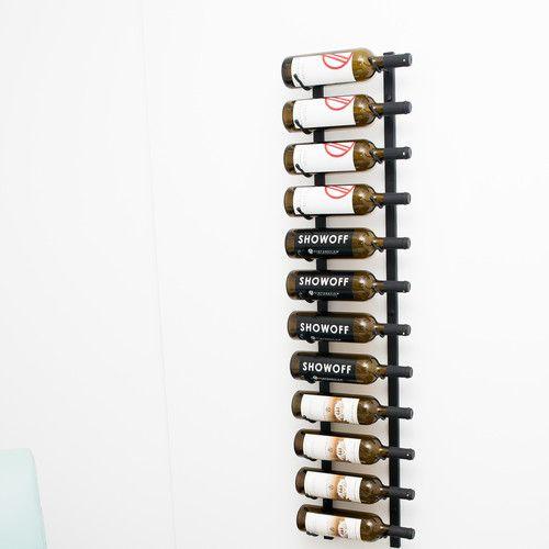 wall mounted wine racks rack mount for sale with glass holders ireland