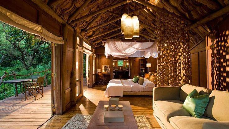 Camera da letto - Villa di Lusso