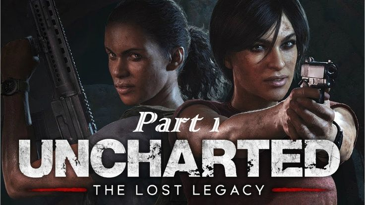 Uncharted The Lost Legacy//New Game!!! https://www.youtube.com/watch?v=c6ctlUWnpDA