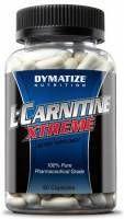 DYMATIZE L-Carnitine Xtreme 60 kap. - to tzw. fat-burner, który dodaje organizmowi kopa energetycznego i jednocześnie skutecznie przyspiesza spalanie tkanki tłuszczowej. Polecany szczególnie tym, którzy chcą szybciej zobaczyć efekty ćwiczeń. Formuła opracowana tak, żeby zapobiegać rozpadowi mięśni. #sport #fitness #dymatize #suplementy