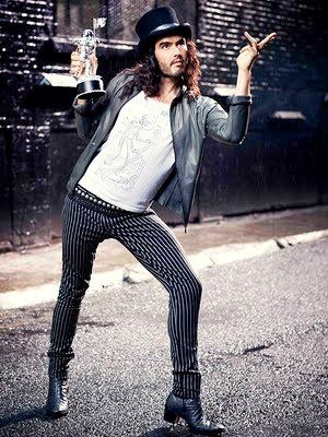Russell Brand One of my fave shots <3