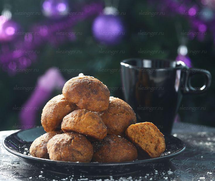 Сейчас в самом разгаре ханукальная неделя. А традиционное блюдо на Хануку - сладкие пончики суфганиёт. Я решила устроить неделю полезных пончиков. Вчера были полезные пончики в духовке, а сегодня - ди