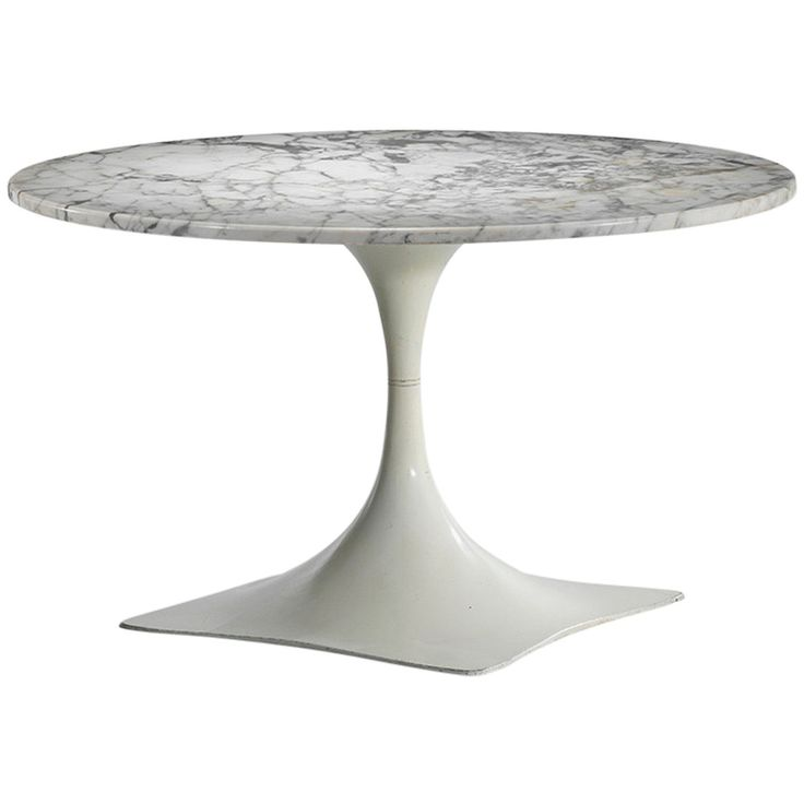 Variation on M400 Series Table by Roger Tallon