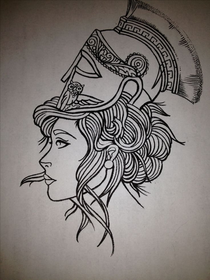 25 best ideas about athena tattoo on pinterest goddess for Tattoo pitture