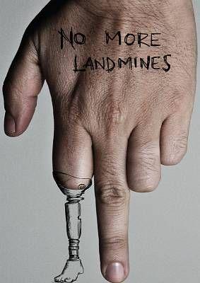 Viktor Barrera  No More Landmines
