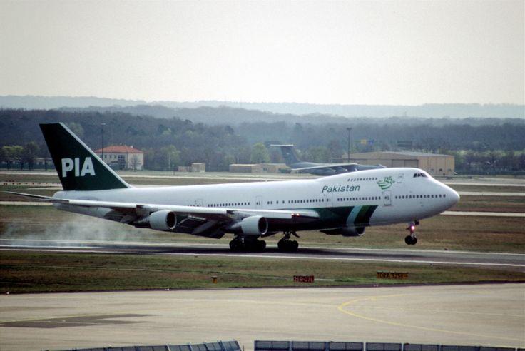 Pakistan International Airlines (PIA) (Pakistan)
