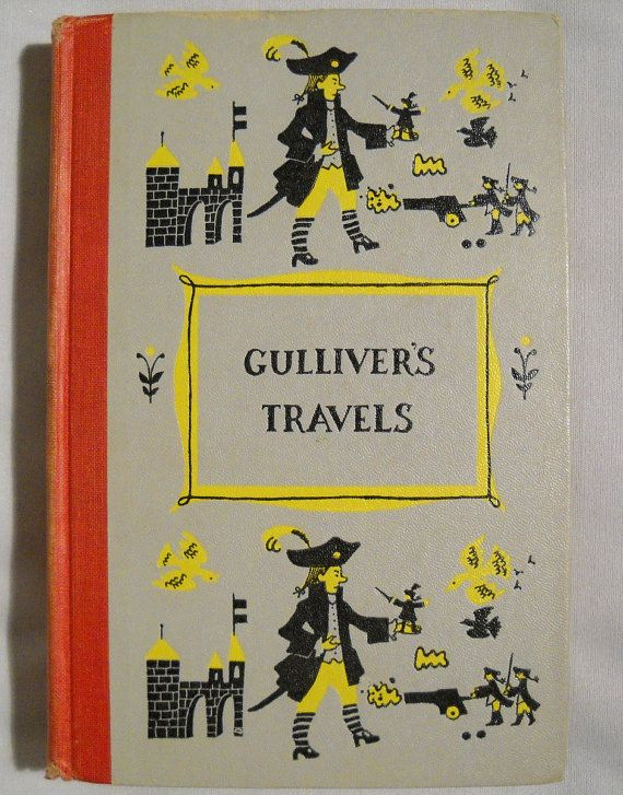 Gullivers Travels Junior Deluxe Edition Doubleday Books