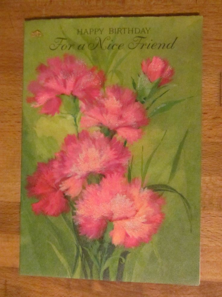 90 best images about vintage greeting cards on pinterest Hallmark flowers