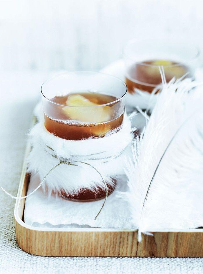 Ginger and Lemon Syrup | Drinks | MiNDFOOD