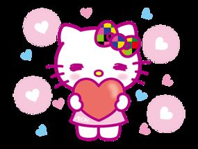 Hello Kitty Stickers 4
