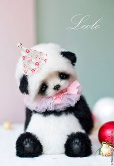 Hermoso panda?