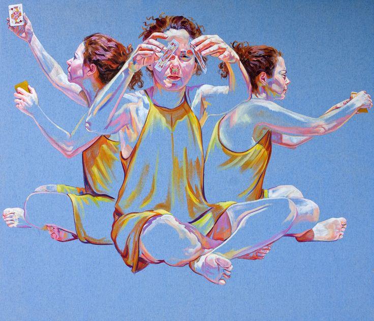 Cristina Troufa, portuguese artist, great colors