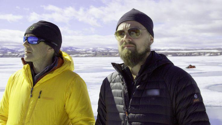 dokumentar fra 2016: Before the Flood. Se med dr.dk/tv, når Leonardo DiCaprio sætter fokus på jordens klimaforandringer