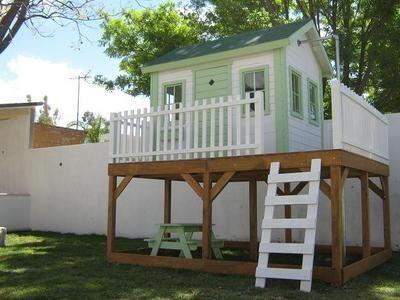 casas de madera para niños precios - Buscar con Google