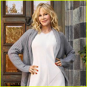 Melanie Griffith Talks Candidly About Plastic Surgery, Addiction, & Past Relationships
