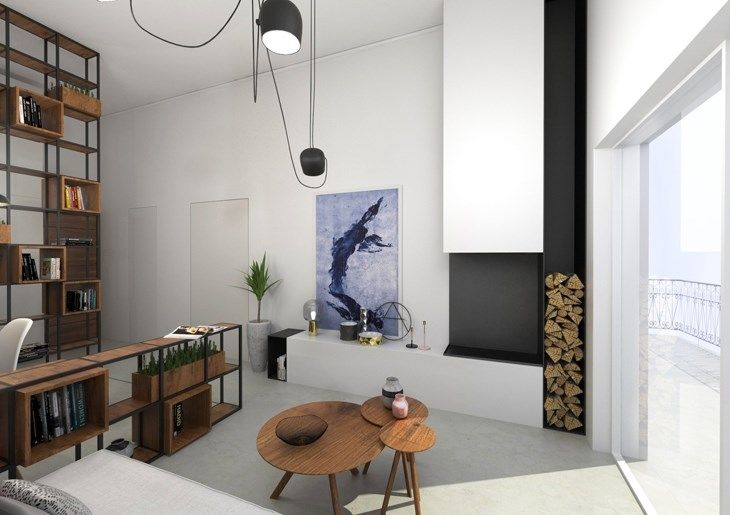 ARCHISEARCH.GR - LANDMARCH ARCHITECTURE DESIGNS ZEN APARTMENT IN TIROS, ARCADIA, GREECE
