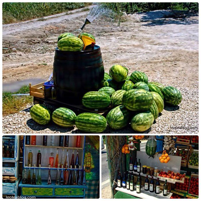 Chorwacja - Croatia #croatia #hrvatska #croatien #chorwacja #ontheseaside #ploce #neartheroad #rivierija #eu #europe #arbuz #dalmatia #dalmatien #watermelon #kruscovac