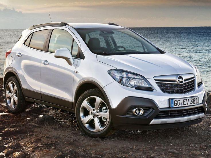 Opel Mokka 1.6 CDTI (110 Hp) ecoFLEX #cars #car #opel #mokka #fuelconsumption