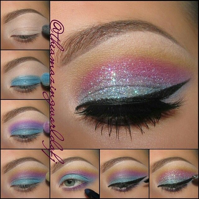 Black And Pink Kiss Makeup: 274 Best Kiss Kiss Wink Wink Images On Pinterest