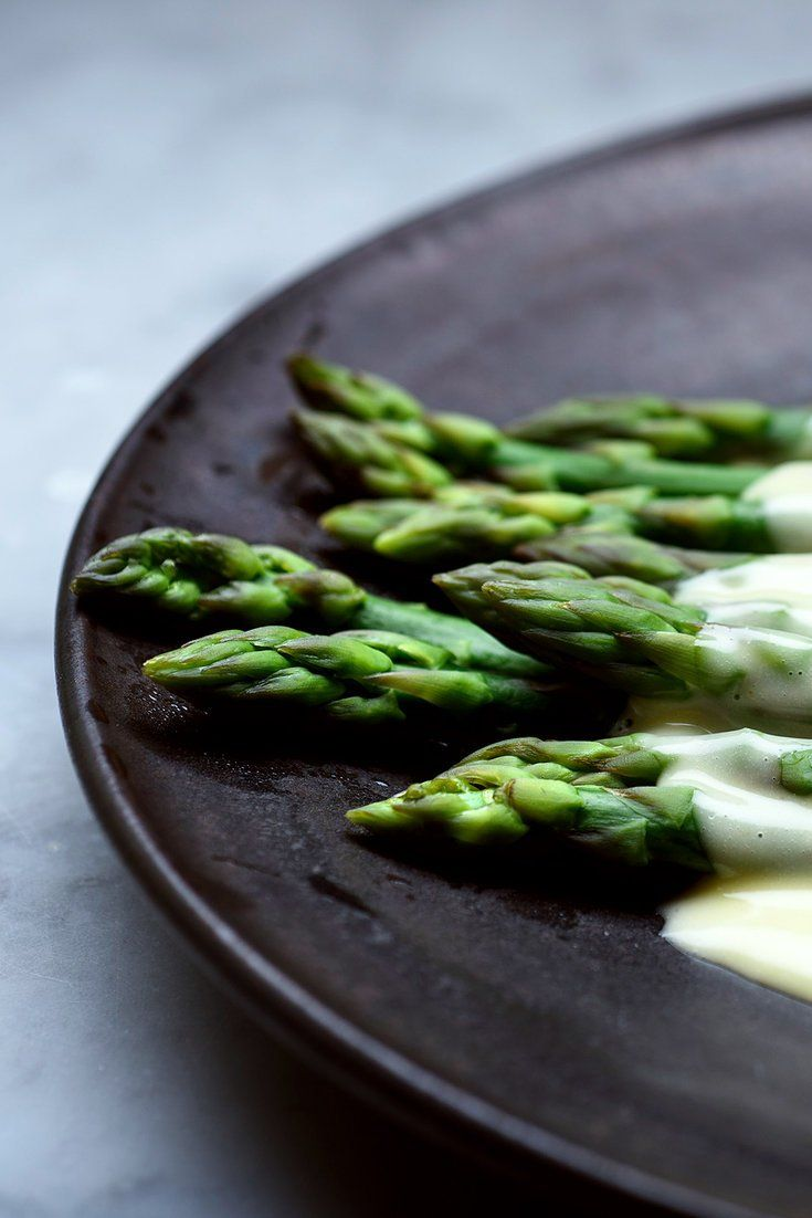 """NYT Cooking: Hollandaise sauce, that staple of brunch, is a classic accompaniment to eggs benedict and steamed asparagus. It is a """"mother sauce,"""" one of the five classic French sauces that provide the base for so many others. Master it and you've added a versatile weapon and technique to your culinary arsenal. As with bearnaise sauce and beurre blanc, keep an eye on your heat, and%..."""