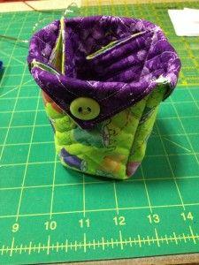 Fabric Box Finish