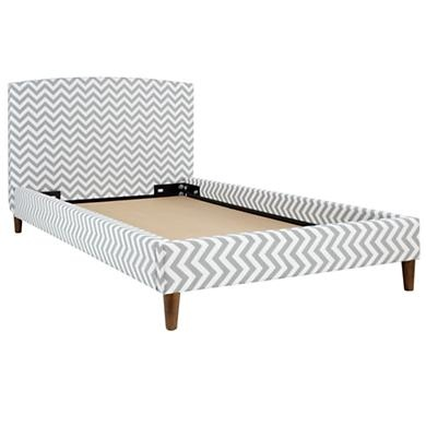 Ikea fjellse bed frame for $39 to this for girls room