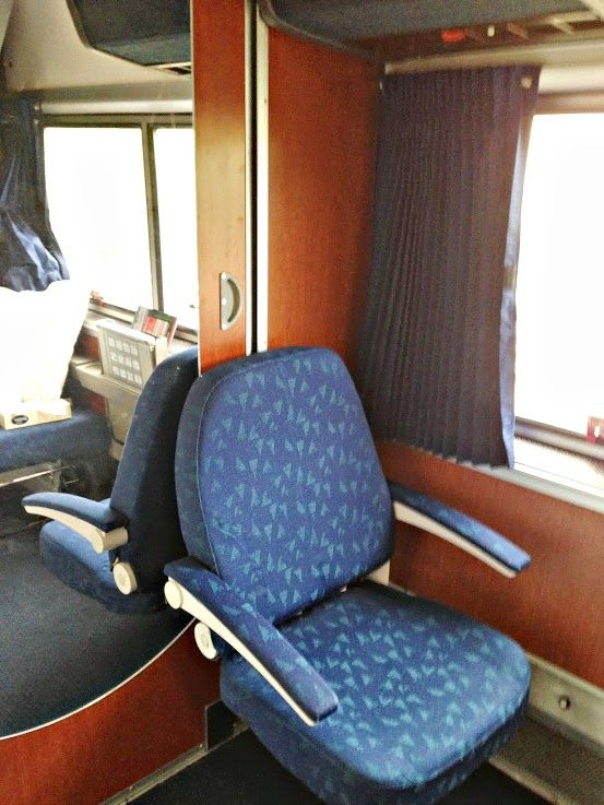 The Bedrooms On Amtrak Long Distance Trains Sleep Two