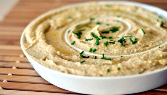 Hummus, ricetta vegetariana