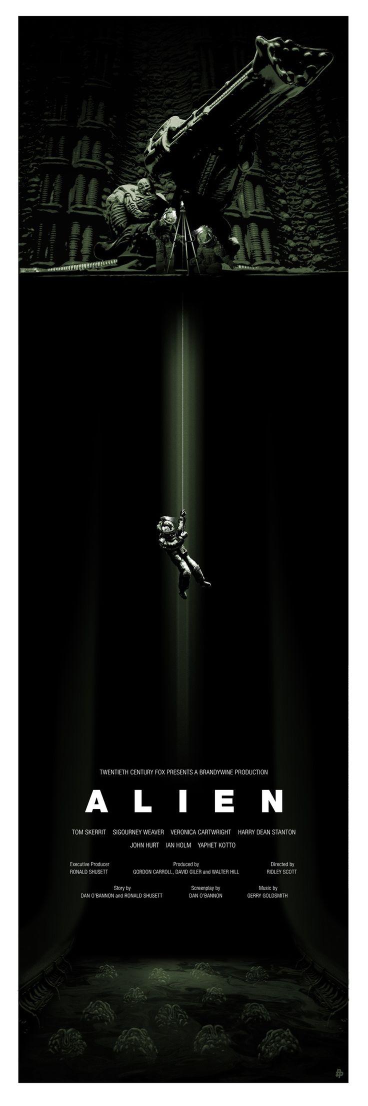 Foto de Carteles de 'Alien, el octavo pasajero' (19/36)