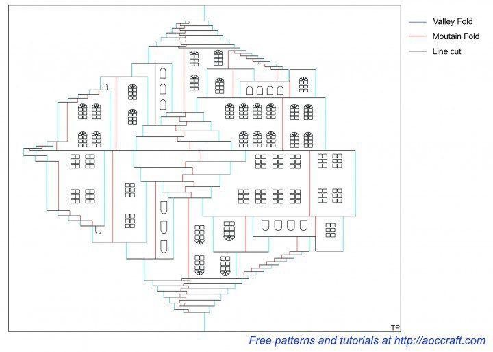 Ez3d pop ups: origamic architecture introduction.