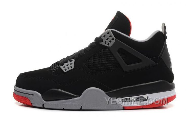 Air Jordan 4 (IV) Retro Bred Black/Cement Grey-Fire Red Cheap For Sale Air  Jordan 4 - Nike official website Up to discount