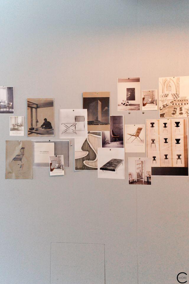 C-More |design + interieur + trends + prognose + concept + advies + ontwerp + cursus + workshops : Part 2 | bedroom and kitchen | Fritz Hansen | Milan Design week 2015 | It feels like home