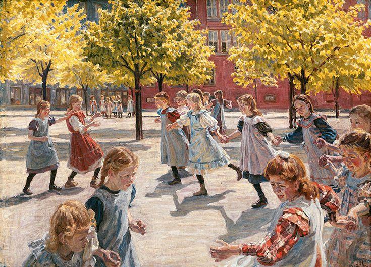 Peter Hansen: Legende børn