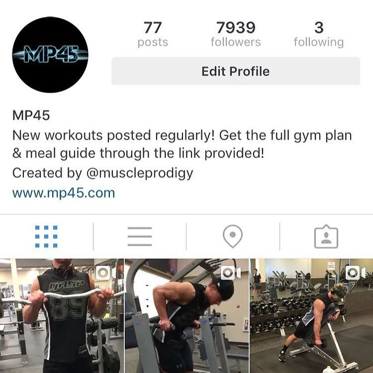 Follow @mp45workout for daily workout tips to help you with your gym routine! by muscleprodigy #bodybuilding #workout #motivation #musclebuilding