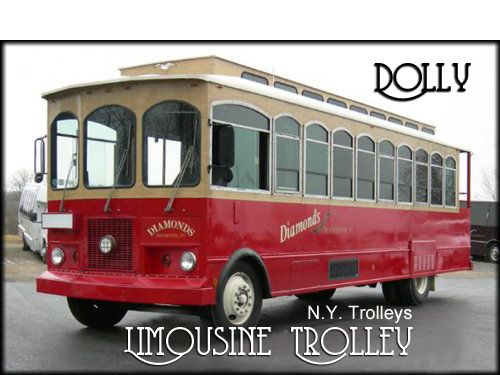 Diamond Limousine Trolley Service In Rochester New York Yorkwedding Transportationniagara Falls