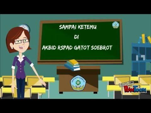 Pendaftaran Akbid RSPAD Gatot Soebroto (animasi )