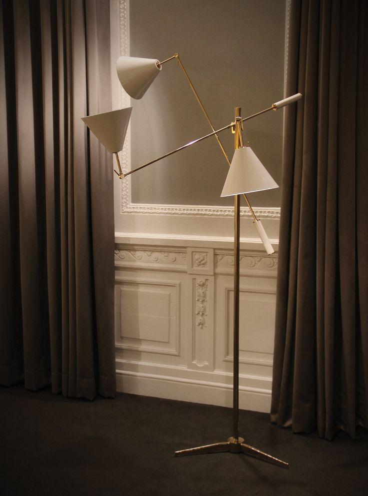 Delightfull Lighting SINATRA Floor from K + I