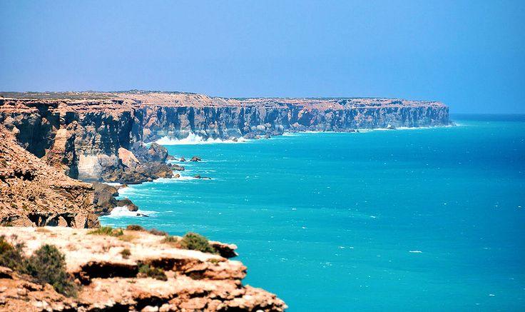 Nullarbor Cliffs, Australia