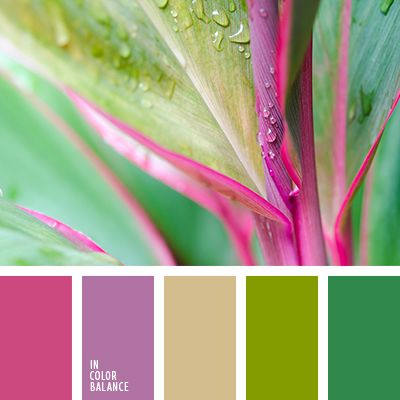 Best COLOR PALETTES For BEADING And GLASS Images On Pinterest - Colors that match green