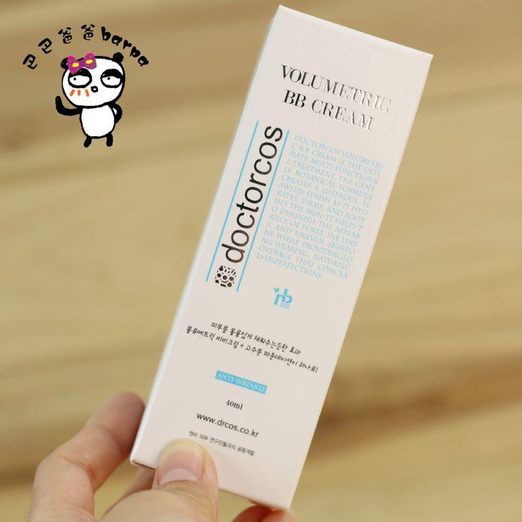 Coréia do sul doctorcos BB creme corretivo hidratante refrescante hidratante creme de clareamento BB alishoppbrasil