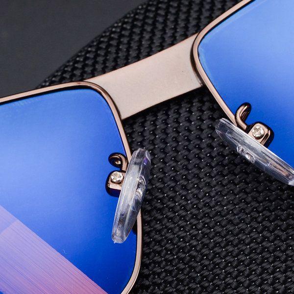 Men's Vintage Polarized Driving Sunglasses Outdoor Sports UV400 Anti-UV Sun Goggle Travel Eyewear